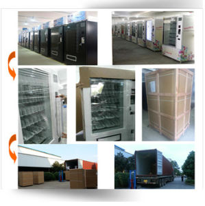 55′ Inches Large Media for Advertising Touch Screen Vending Machines for Sale! pictures & photos
