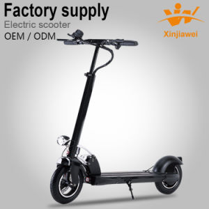 Popular Folding Disc Brake Foldable Self Balancing Electric E-Scooter pictures & photos