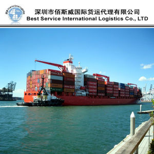Shipping Container, Freight Forwarder, Consolidation, Ocean Shipping (FCL 20′′40′′) pictures & photos