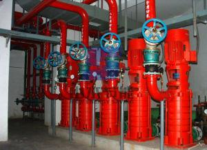 Fire Pump/Jockey Pump (Vertical Multistage centrifugal pump) pictures & photos