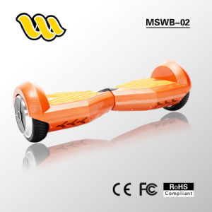 2017 High Quality OEM Self Balance Scooter with En60950 Charger