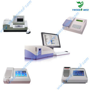 Yste180c Hospital Medical Full Automatic Chemistry Analyzer pictures & photos