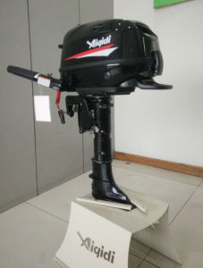 Aiqidi 4-Stroke 8HP Marine Sailing Boat Outboard Engine pictures & photos