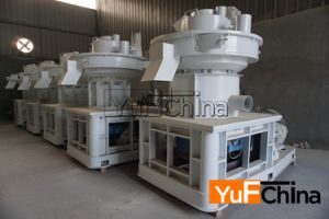 2016 High Efficient Wooden Pellet Mill for Sale pictures & photos