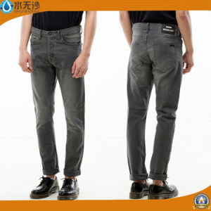 New Jeans Men′s Casual Pants Denim Jean Pants Straight Trousers