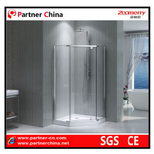 High Quality Shower Enclosure with Aluminum Frame (09-CC3231A) pictures & photos