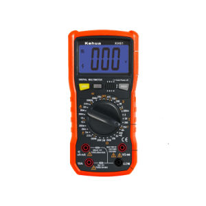 Electrial Digital Multimeter (KH61) with ISO Certified pictures & photos
