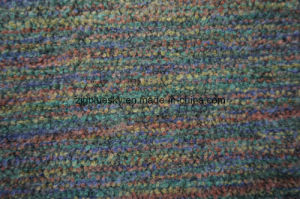 Colorsful Wool Fabric Single Face pictures & photos