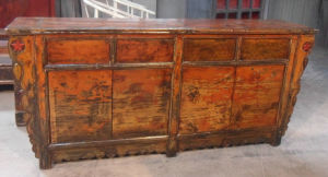 Antique Reproduction Old Cabinet Lwc499 pictures & photos