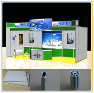 Aluminum Modular Exhibition Booth/Trade Show Stand Fair Booth pictures & photos