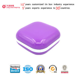 Square Metal Tin Box for Food (S001-V1) pictures & photos