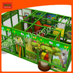 Mcdonalds Kids Indoor Soft Playground Equipment for Sale pictures & photos