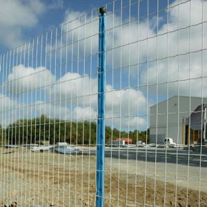 PVC Welded Euro Fence Prices pictures & photos