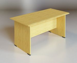 Wooden Table with U-Shape pictures & photos