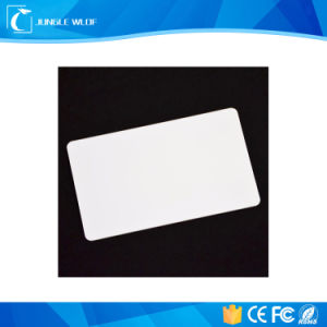 Standard Size 85*54mm PVC Ntag213 Blank Cards pictures & photos