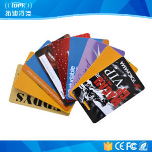 RFID Maker Plastic/PVC ID Card for Identification pictures & photos