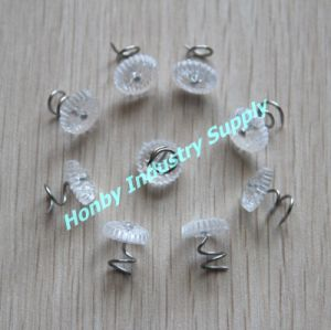 13mm Clear Cap Twist Pin for Bedshirt and Furniture (P151214A) pictures & photos