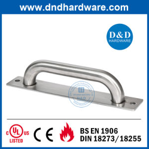 Hardware Pull Handle with Plate for Door (DDPH022) pictures & photos
