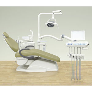 Medical Dental Unit Oral Eletrical Dental Chair for Dentist pictures & photos
