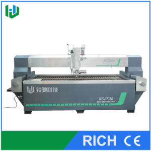 Cutting Scope 2000mm*2500mm CNC Stone Cutter Water Jetting pictures & photos