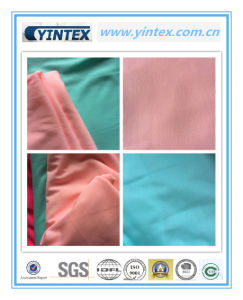 100% Poly Interlock Polyetser Fabric pictures & photos