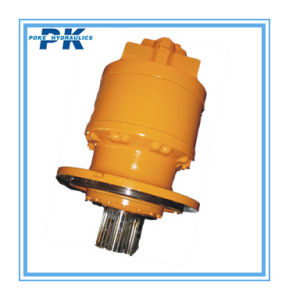 Ms125 Replacement Poclain Radial Piston Hydraulic Motor with Brake pictures & photos