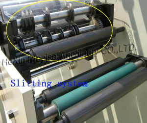 Blank Adhesive Label Slitting Rotary Die Cutting Machine pictures & photos