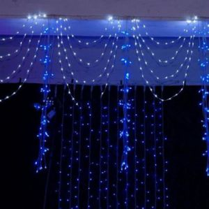 LED Christmas Wedding Net Lights Decoration Curtain Lights Event Lighting pictures & photos