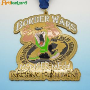 Custom Aword Metal Medals pictures & photos