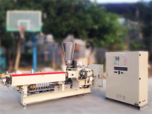 Plastic Extruder Process of Granule Making pictures & photos