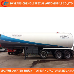 50cbm LPG Semi-Trailer Air Suspension LPG Tank Trailer for Sale pictures & photos