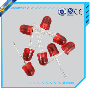 5mm Round LED Diode with Long Legs in Bulk (CY-520B2X05C)