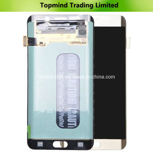Brand New LCD for Samsung Galaxy S6 Edge Plus LCD Screen with Touch Screen pictures & photos