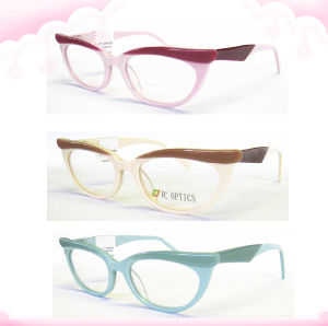 New Children Optical Frame in Cat Shape Frame pictures & photos
