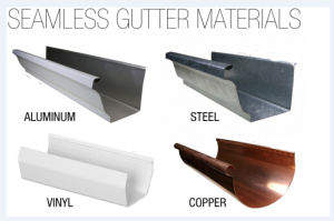 China Metal Seamless Gutters for Rain pictures & photos