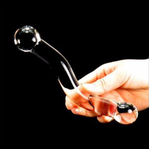 Sex Toy Glass Dildo for Women Injo-Dg100 pictures & photos
