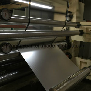 Pet/Al/PE VMPET Aluminum Foil Laminated Roll Packing Film pictures & photos