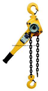 Manual Lever Lifting Block Hoist From China pictures & photos
