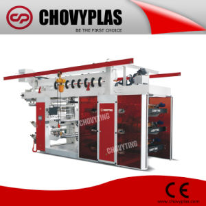 High Speed Flexography Printing Machine (CW-1206FP) pictures & photos