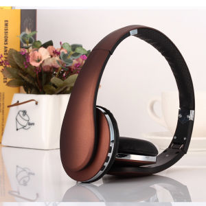 Foldable Bluetooth Headphone Support TF Card (BT-001) pictures & photos