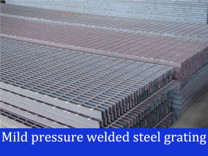 Mild Pressure Welded Steel Gratings pictures & photos