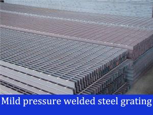 Mild Pressure Welded Steel Gratings pictures & photos