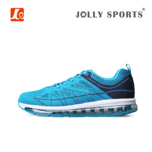 Fashion Design Breathable Sports Shoes for Men with Air Cushion pictures & photos