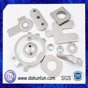 China Supplier for The Steel Sheet Stamping Parts pictures & photos