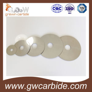 High Quality Tungsten Carbide Saw Blade pictures & photos