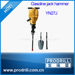 Internal Combustion Handheld Yn27c Rock Drill Drilling Machine pictures & photos