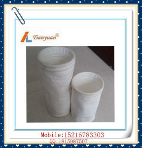 100% PTFE Filter Needle Felt Dust Filter Bag pictures & photos
