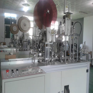 Full Automatic Face Mask Making Machine pictures & photos