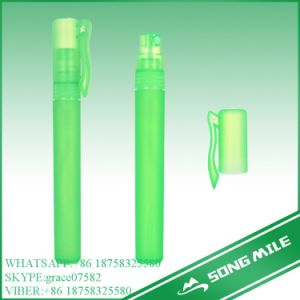 15ml PP Green Perfume Pen Bottle for Cosmeitic pictures & photos