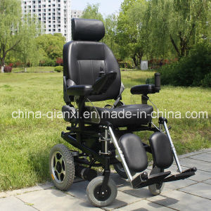 Brushless Foldable Powerful Electric Wheelchair with Ce Approved pictures & photos